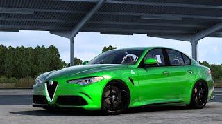 [ETS2 v1.40] Alfa Romeo Giulia V1R60