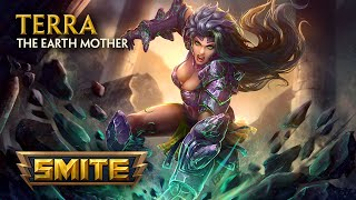 SMITE - God Reveal - Terra, The Earth Mother