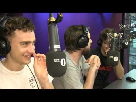 Years & Years Grimmy BBC Radio 1 2016