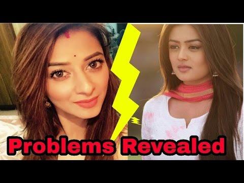 Problems btw Samiksha Jaiswal(Mehak)and...
