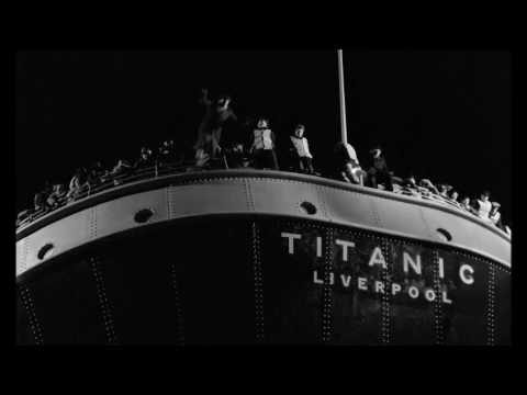 A night to Remember -  Sinking Scene