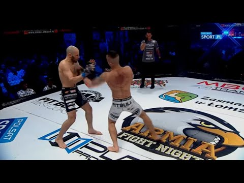 MMA knockouts of
