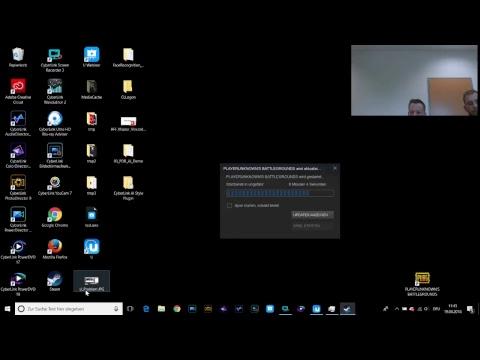 Live-Streaming Von Screen Recorder