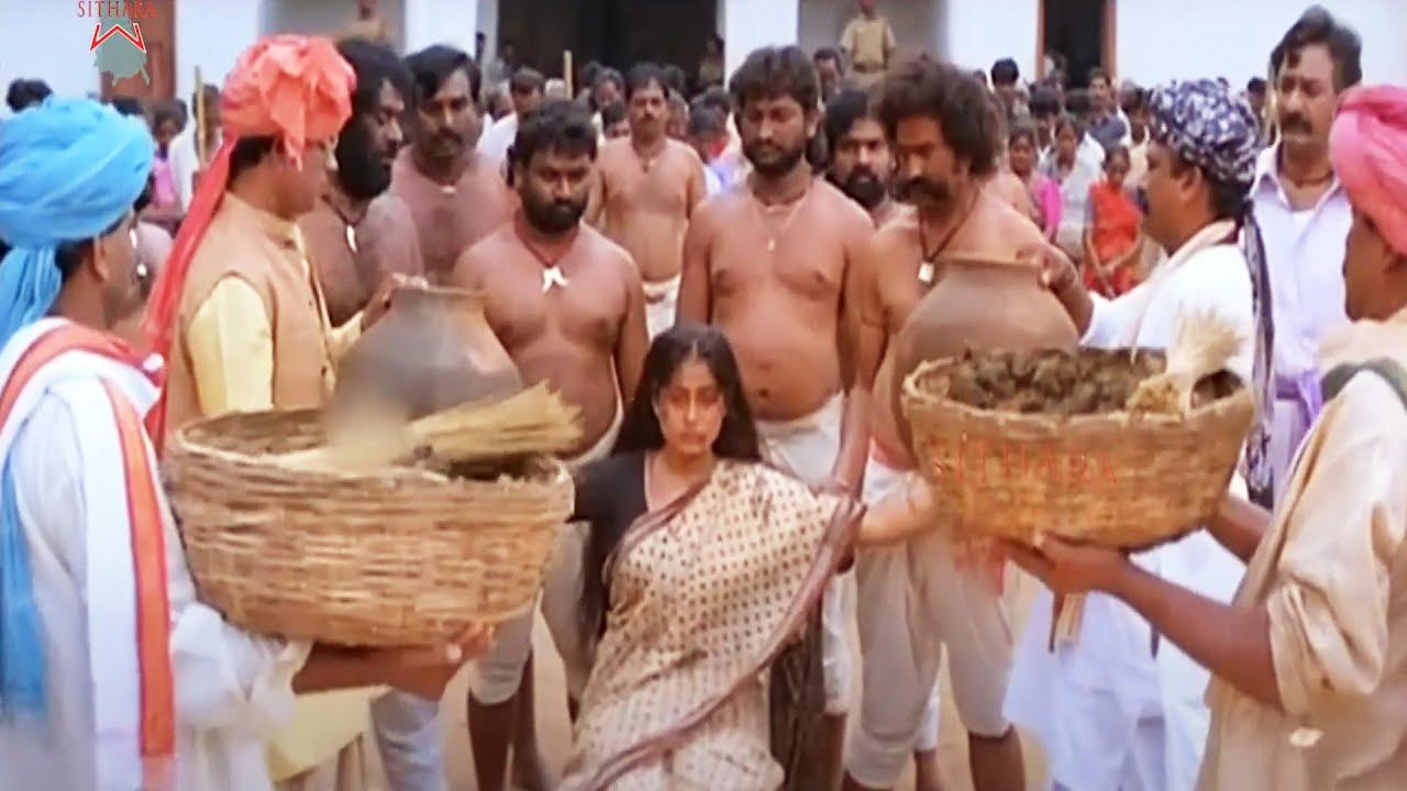 Download Ye Asurudu  Full Hd Song From Osey Ramulamma | Vijaya Shanti, Dasari narayana Rao | Sithaara