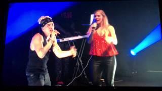 "Jennifer Paige & William Singe ""Crush"" & ""Rush"" (Live in LA) [3-4-17]"