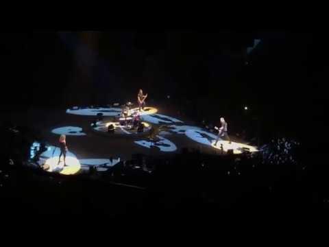 Metallica WorldWired Tour 2017 - Antwerpen Belgium 3 nov