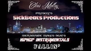Fallin' -  HipHop  Instrumental W/hook. 2018.
