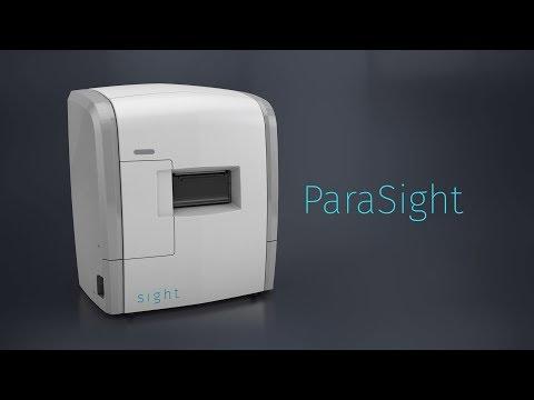 Sight Diagnostics - Parasight malaria detection device