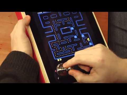 Quick Look At The Joystick-It IPad Arcade Stick