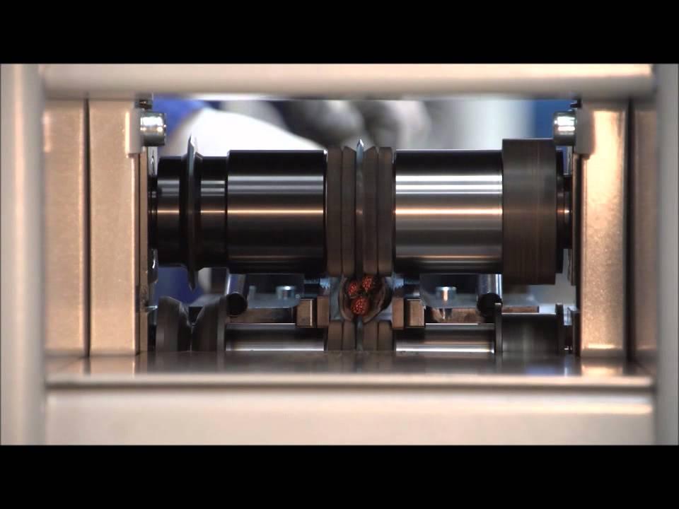 SCRAP COPPER WIRE STRIPPING MACHINE X2 18 HOLE COPPERWIRE MACHINE