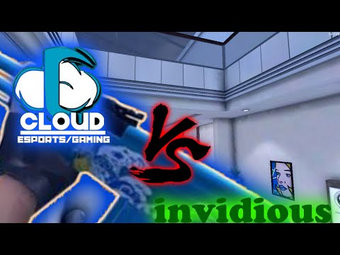 Critical ops:  ClouD vs Invidious full scrim【1080p60fps】