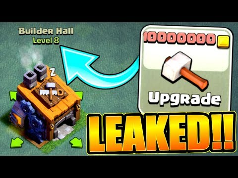 BUILDER HALL 9 CONFIRMED IN CLASH OF CLANS!! NEW UPDATE 2019!
