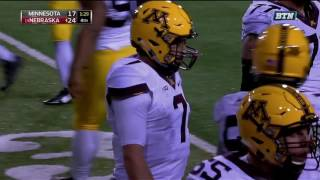 Kieron Williams Interception vs. Minnesota