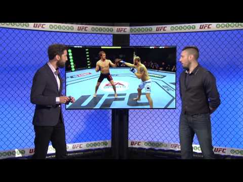 UFC 189: Unibet's Inside The Octagon - The Main Card
