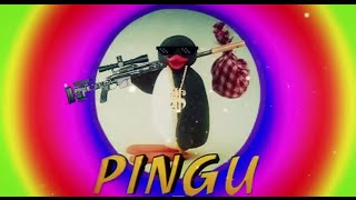 Pingu No-Scopes The Mail