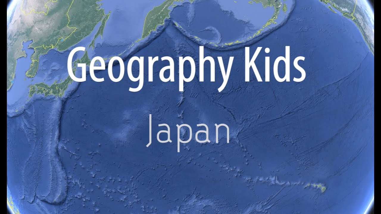 What Is Geography For Kids Youtube