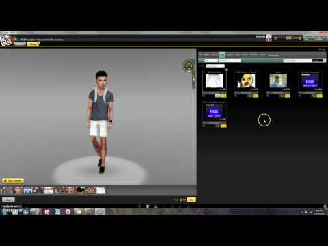 How To Get Naked On Imvu