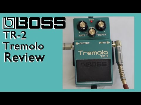 Boss Tr-2 Review