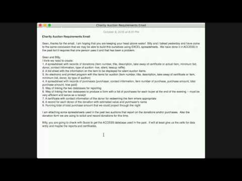 Live Code a Charity Auction Application: Episode 6 - TDD Rest of Initial Models