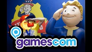GAMESCOM 2018 - Hayfever Devlog #5