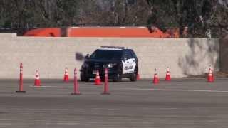 Fontana Police Suv Training
