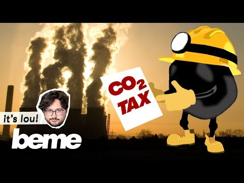 Can A Carbon Tax Save The Planet?