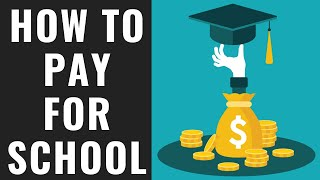 How to Pay For School | Tips On Saving Money For College
