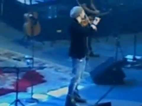 David Garrett, Auditorio Telmex Wrecking Ball, Viva la vida and Master of puppets