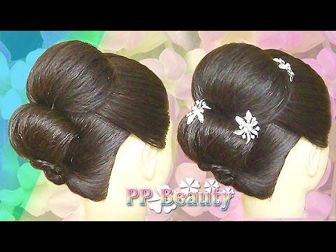 เกล้าผมง่ายๆ โดยไม่ต้องยี : Easy Updo Hairstyles