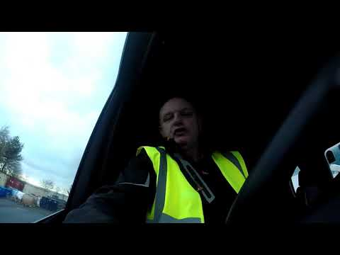 HGV Vlogging #74 After the quiet, enter the storm Part 1