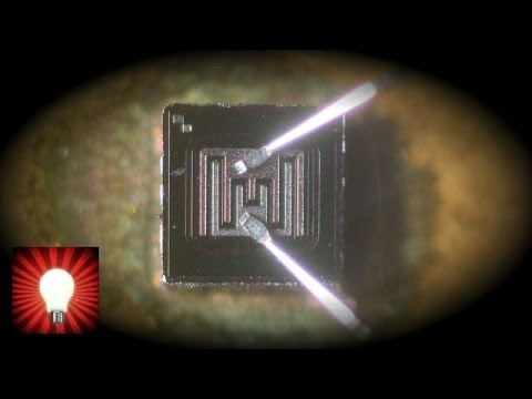 IBM Unveil first workable graphene chip - This is REAL Genius
