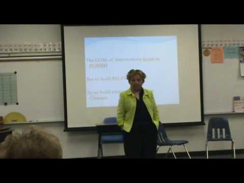 Counseling Seminar - Managing Challenging Behaviors, Part 2