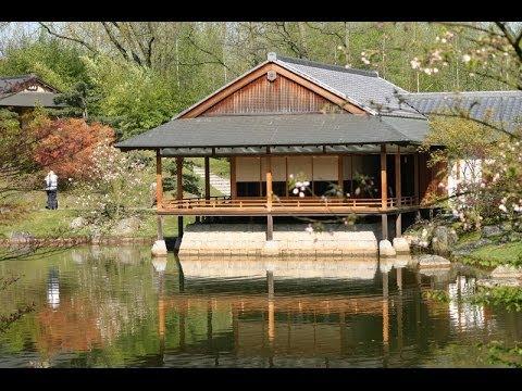 Le Jardin Japonais De Hasselt Youtube