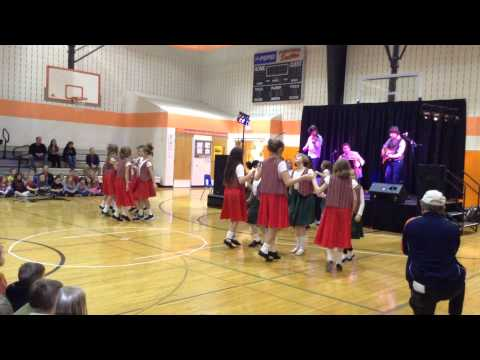 Fairy Reel - Fisher Grade School Irish Dance Club