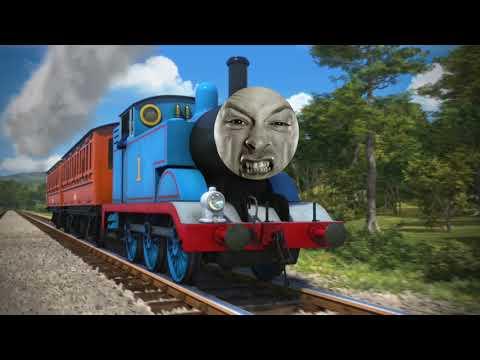 Thom Yorke the Tank Engine