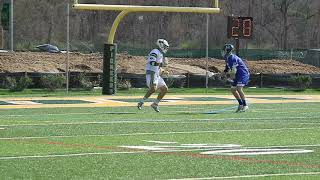 Men's Lacrosse Takes Down NYIT in the Battle of the Boulevard