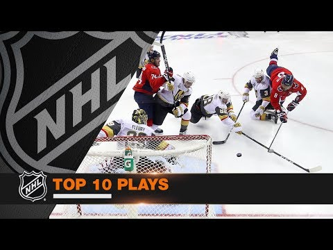 Top 10 Plays of the 2018 Stanley Cup Final