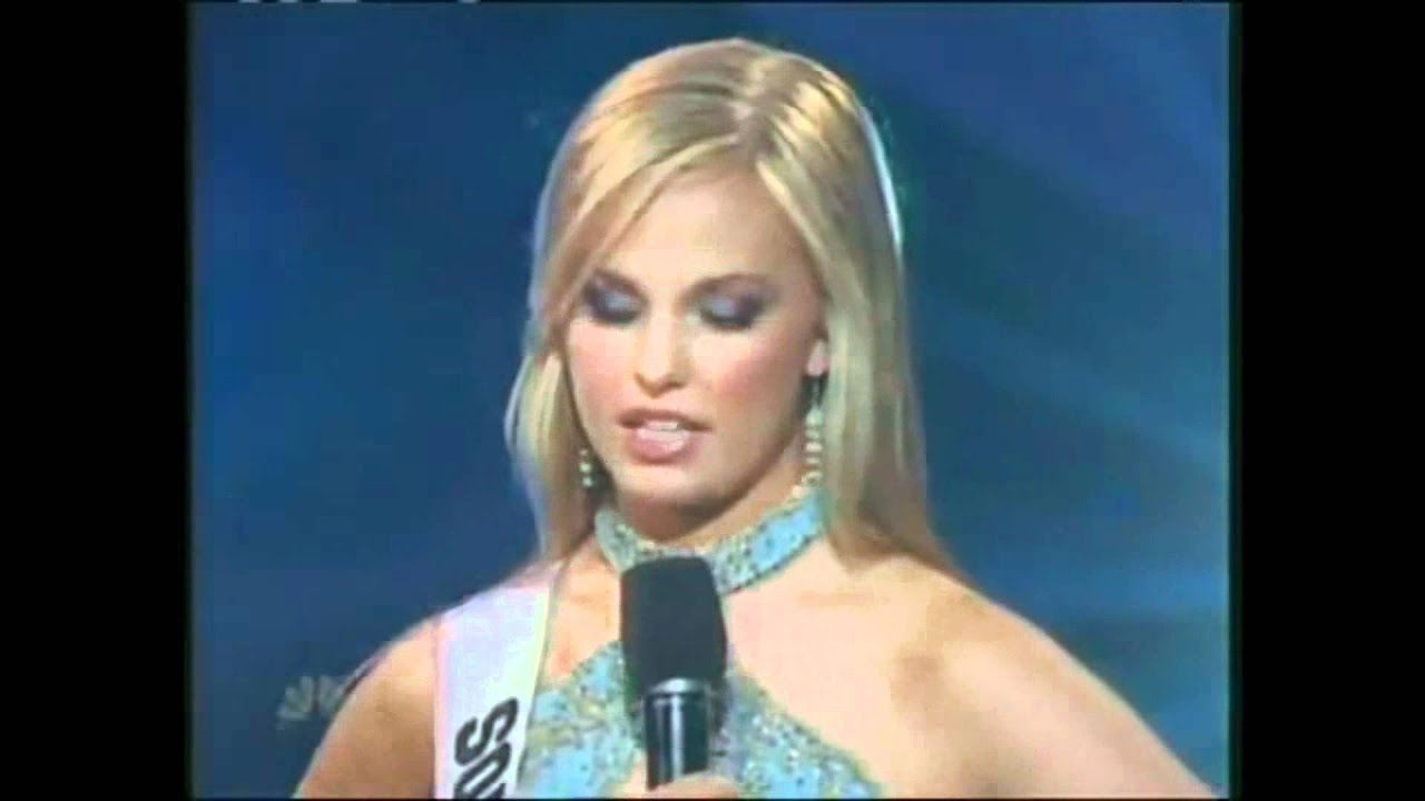 Miss teen south carolina answers questions