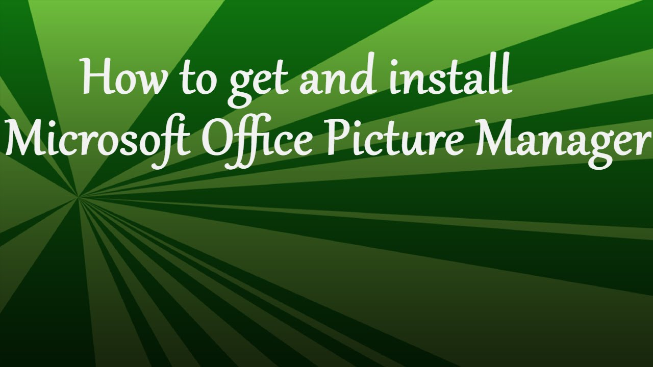 how to get microsoft office installer
