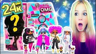 LOL SURPRISE OMG FASHION DOLLS Winter Disco I Big Sister Dollie & Dollface auspacken I PatDIY