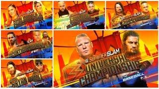 WWE SummerSlam 2018 Full Results Predictions
