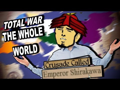 The Total War Game That Adds The WHOLE WORLD - Medieval 2