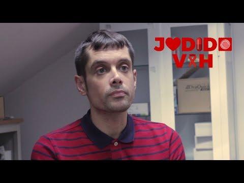 Jodido VIH - Estigma, con Guillermo López