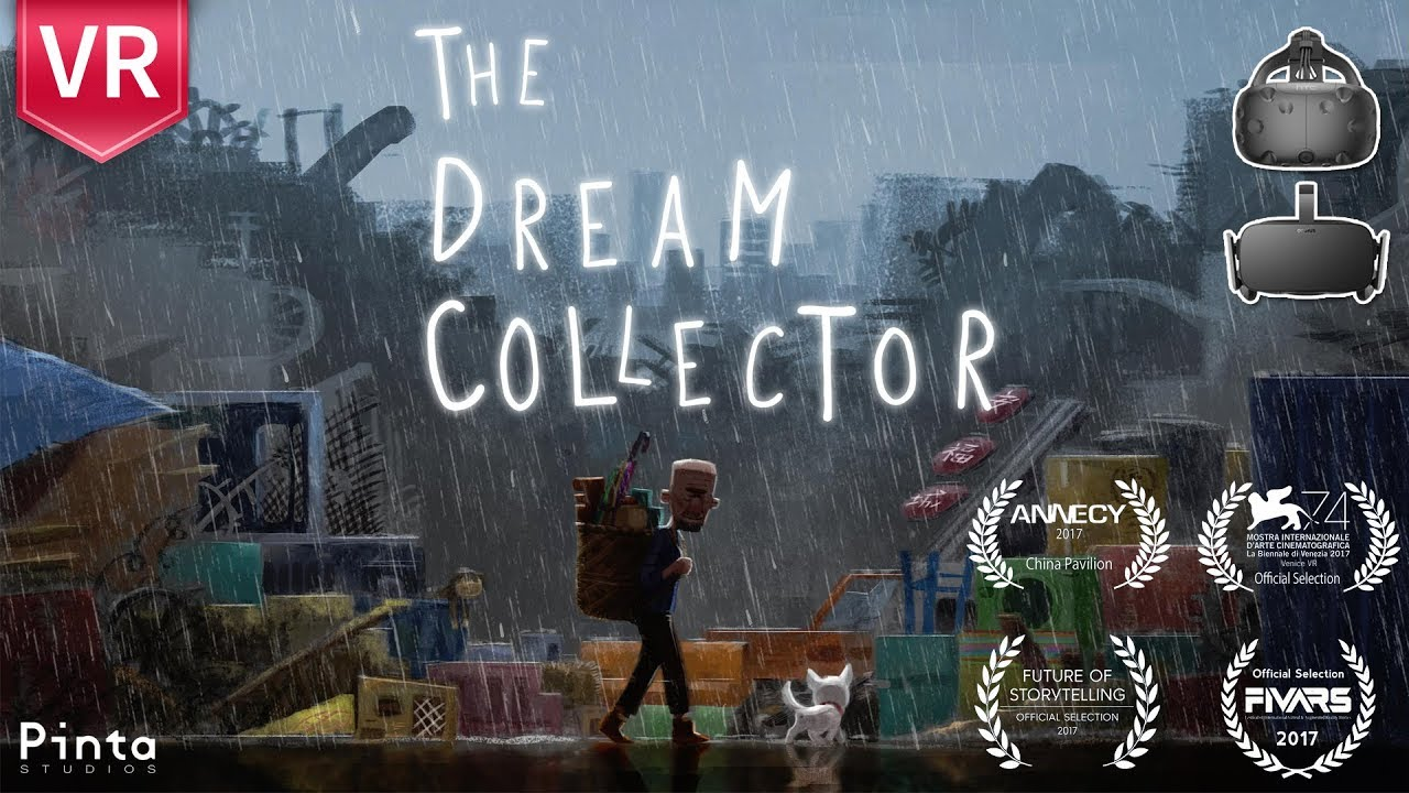 Dream of a man of any age - a collector