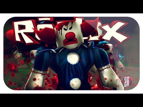 ROBLOX The Clown Killings ( 1 ) z Live u Pitera