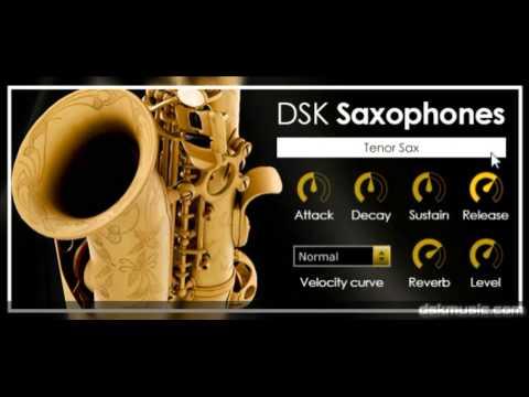 DSK Saxophones - Free VST