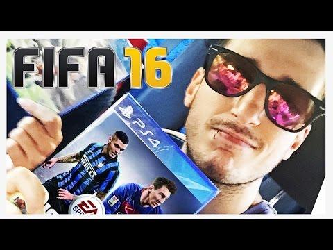 ALLA DISPERATA RICERCA DI FIFA 16!! - (Vlog Epico)