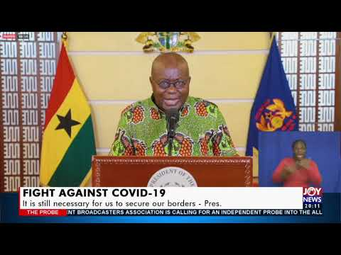 Covid-19 Pandemic: Ghana's second vaccine roll-out; Quest for herd immunity on course (17-5-21)