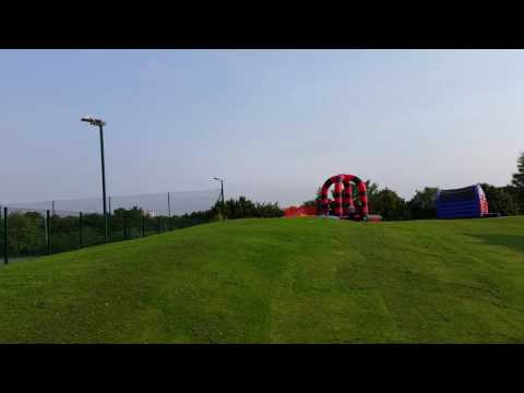 Kingsmeadow school inflatable fun day!