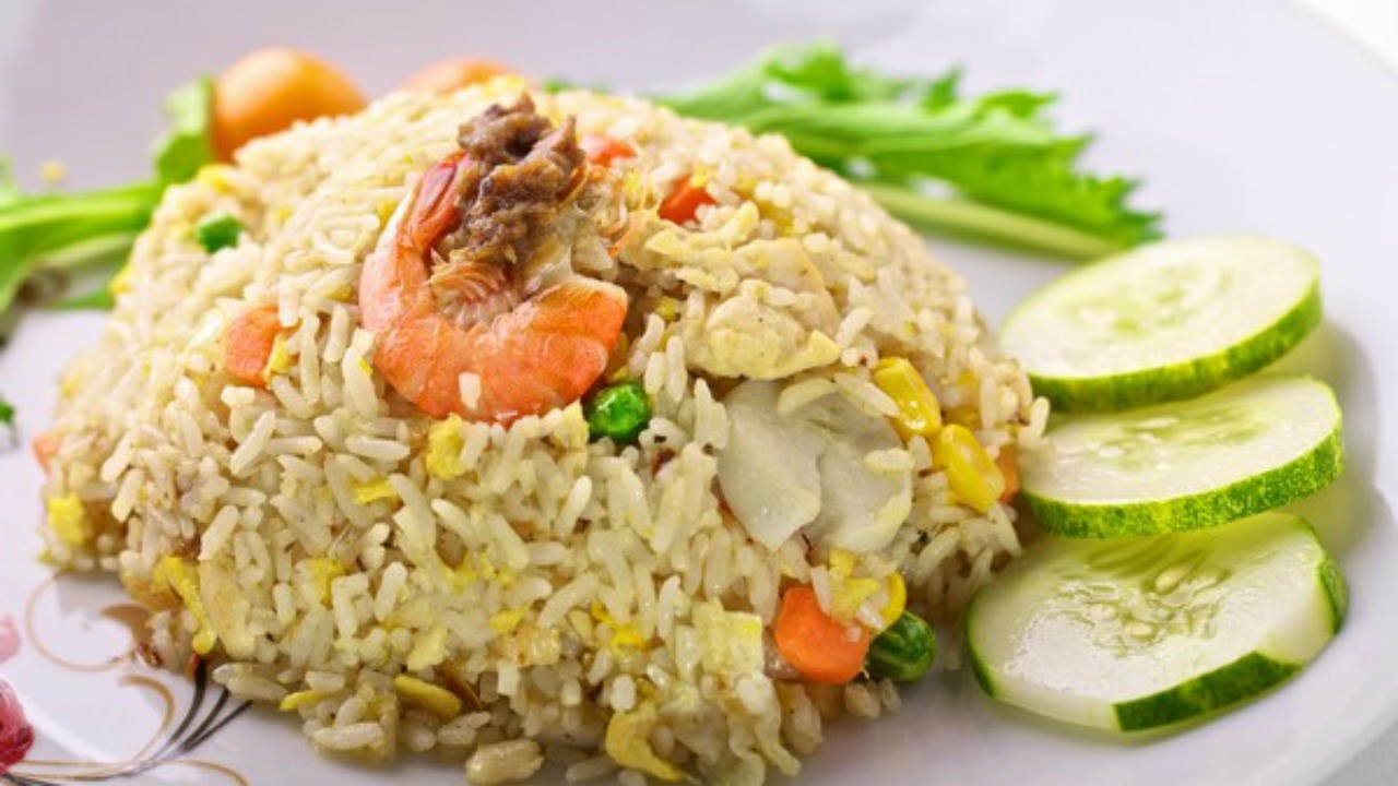 how to make salted fish fried rice cara membuat nasi goreng ikan asin youtube how to make salted fish fried rice cara membuat nasi goreng ikan asin
